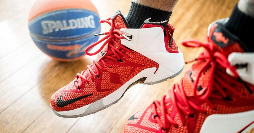 Kända Nike-skor